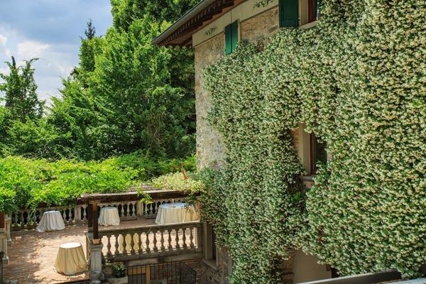 Villa Teodolinda Villa d\'Adda Bergamo