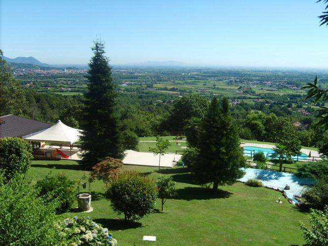 Location Matrimonio Rustico Piemonte : Oasi bellavista san secondo di pinerolo torino