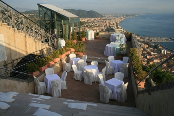 Matrimonio Spiaggia Salerno : Location per matrimoni costiera amalfitana