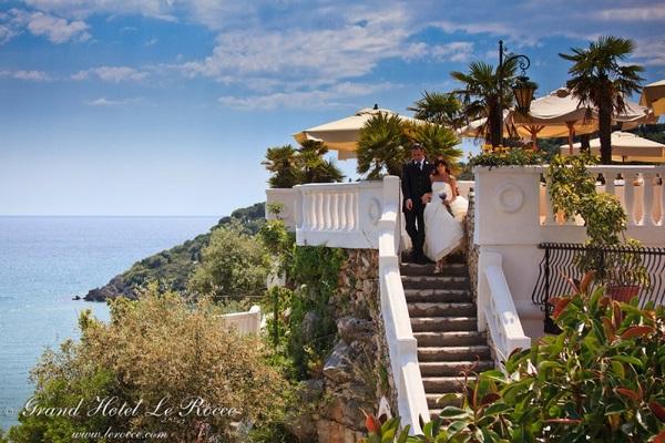 Grand Hotel Le Rocce Gaeta Matrimonio