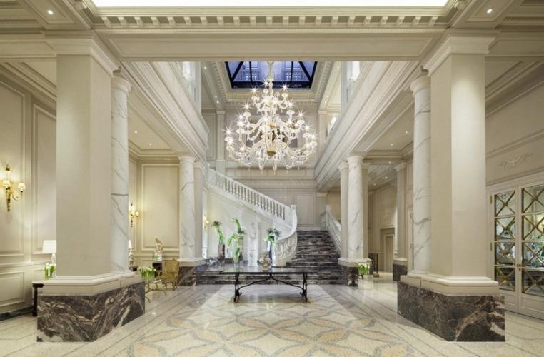 Palazzo parigi hotel grand spa milano for Hotel manin milano