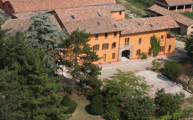 Villa Castellazzo Reggio Emilia