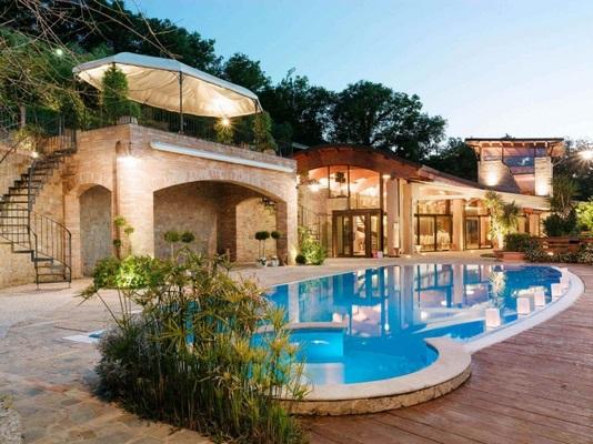 Ascoli Piceno Ristorante Villa