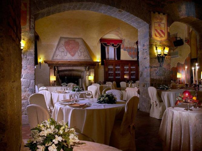 Castello della Castelluccia Roma