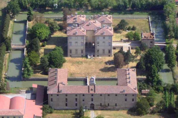 Villa pallavicino busseto parma for Malvisi arredamenti busseto parma