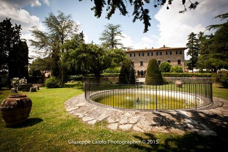 Location Matrimoni Vicino Toscana : Borgo castelvecchi radda in chianti siena