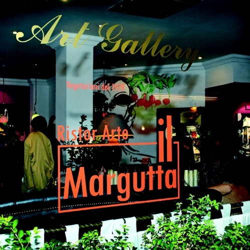 Il Margutta vegetarian food & art