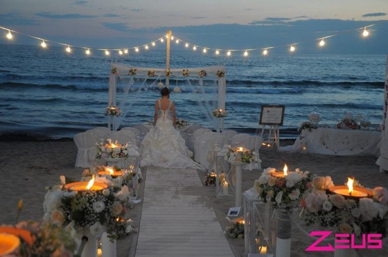 Matrimonio Spiaggia Puglia : Zeus beach gallipoli lecce