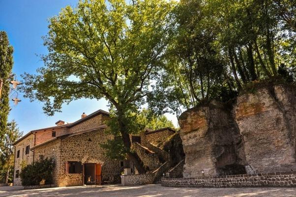 Casale Anio Novus Tivoli Roma