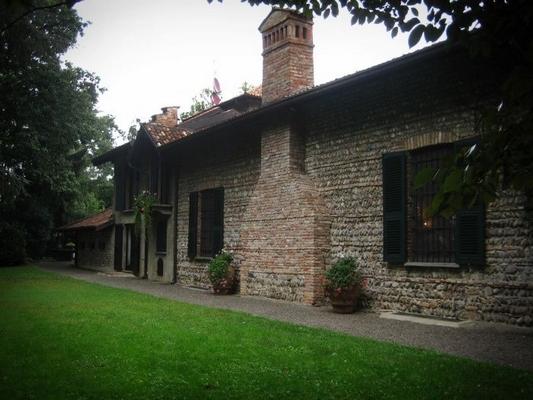La Villa Saint Geaorges Le Croty