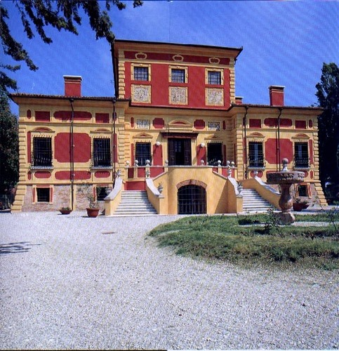 Villa Cavriani Mantova Bagnolo San Vito