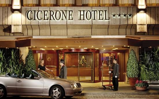 Hotel Cicerone Roma Telefono