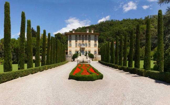 Villa Moroni Stezzano Bergamo